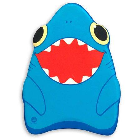 Fitness Kickboard (Melissa & Doug Sunny Patch Spark Shark Kickboard - Learn-to-Swim Pool Toy )