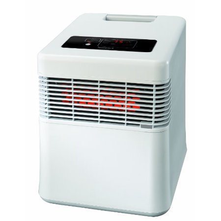 Honeywell Hz-960 Digital Infrared Heater - Infrared - Electric - White -