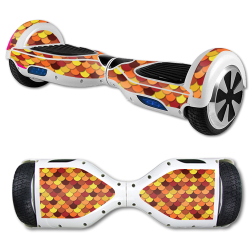 MightySkins Skin Decal Wrap Compatible with Self Balancing Sticker Protective Cover 100's of Color Options