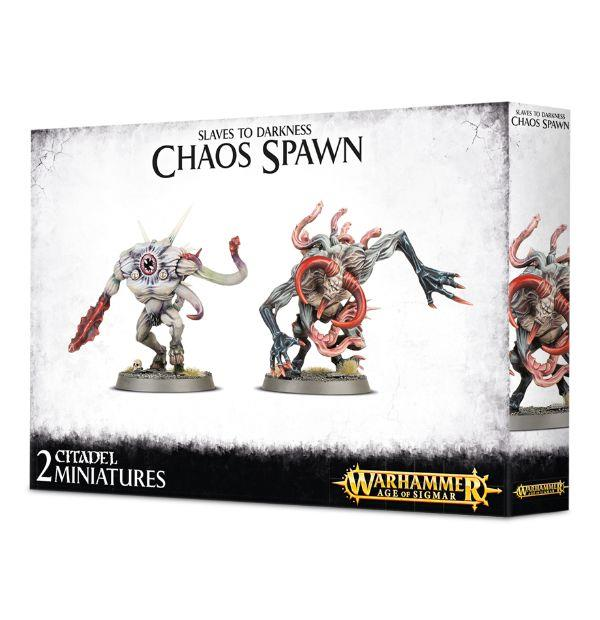 Chaos Spawn SW (MINT New) by Games Workshop