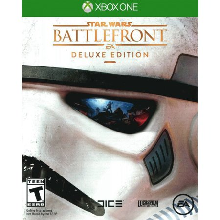 Electronic Arts Star Wars Battlefront Deluxe Edition (Xbox One) - Video Games ()