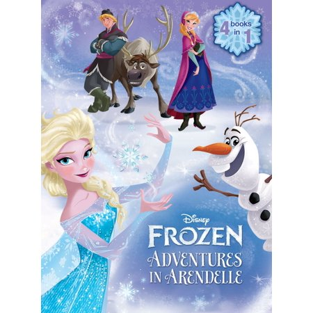 Frozen: Adventures in Arendelle - eBook - Arendelle Frozen