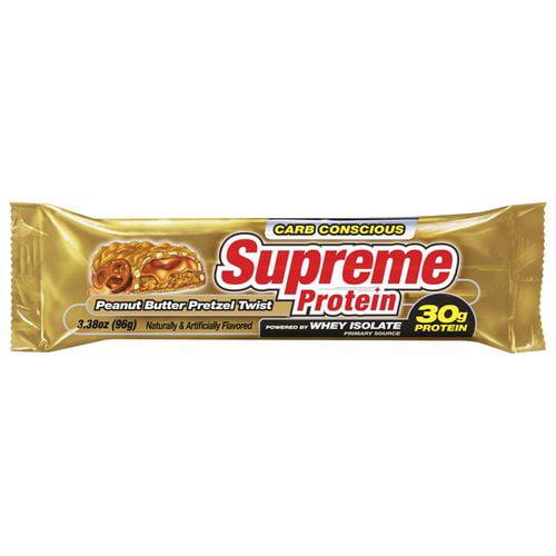 Supreme Protein Supreme Protein Carb Conscious Protein Bar, 3.38 oz