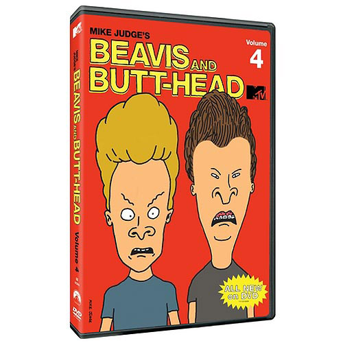 Beavis And Butt-Head: Volume 4 (Full Frame)