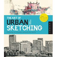 The Art of Urban Sketching (Paperback)