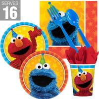 Sesame Street Snack Pack For 16