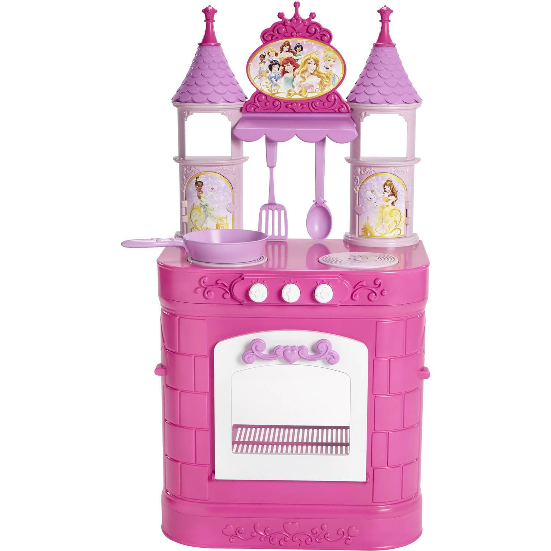 Disney Princess Magical Play Kitchen - Walmart.com