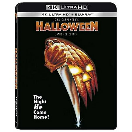 Halloween (4K Ultra HD + Blu-ray) (Best Halloween Movies Of The 90s)