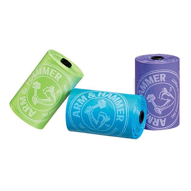 Munchkin Arm & Hammer Bag Refills 72-Pack