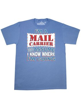 d22997f4 Product Image Mail Carrier Postal Worker Gift T-Shirt