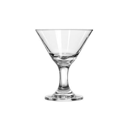 libbey glassware 3701 embassy mini martini glass, (pack of 12)