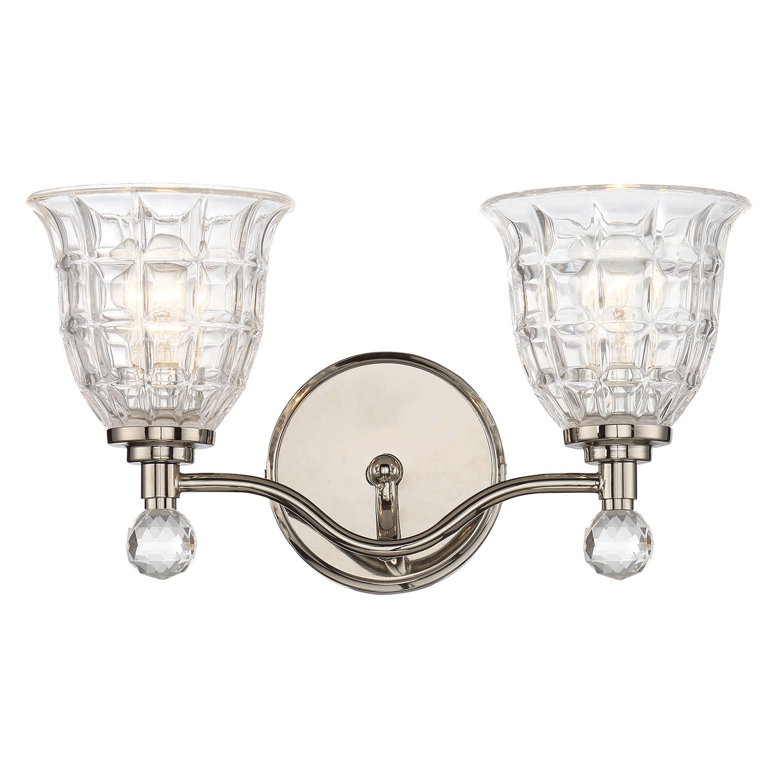 Savoy House Birone 8-880-2-109 Bathroom Vanity Light