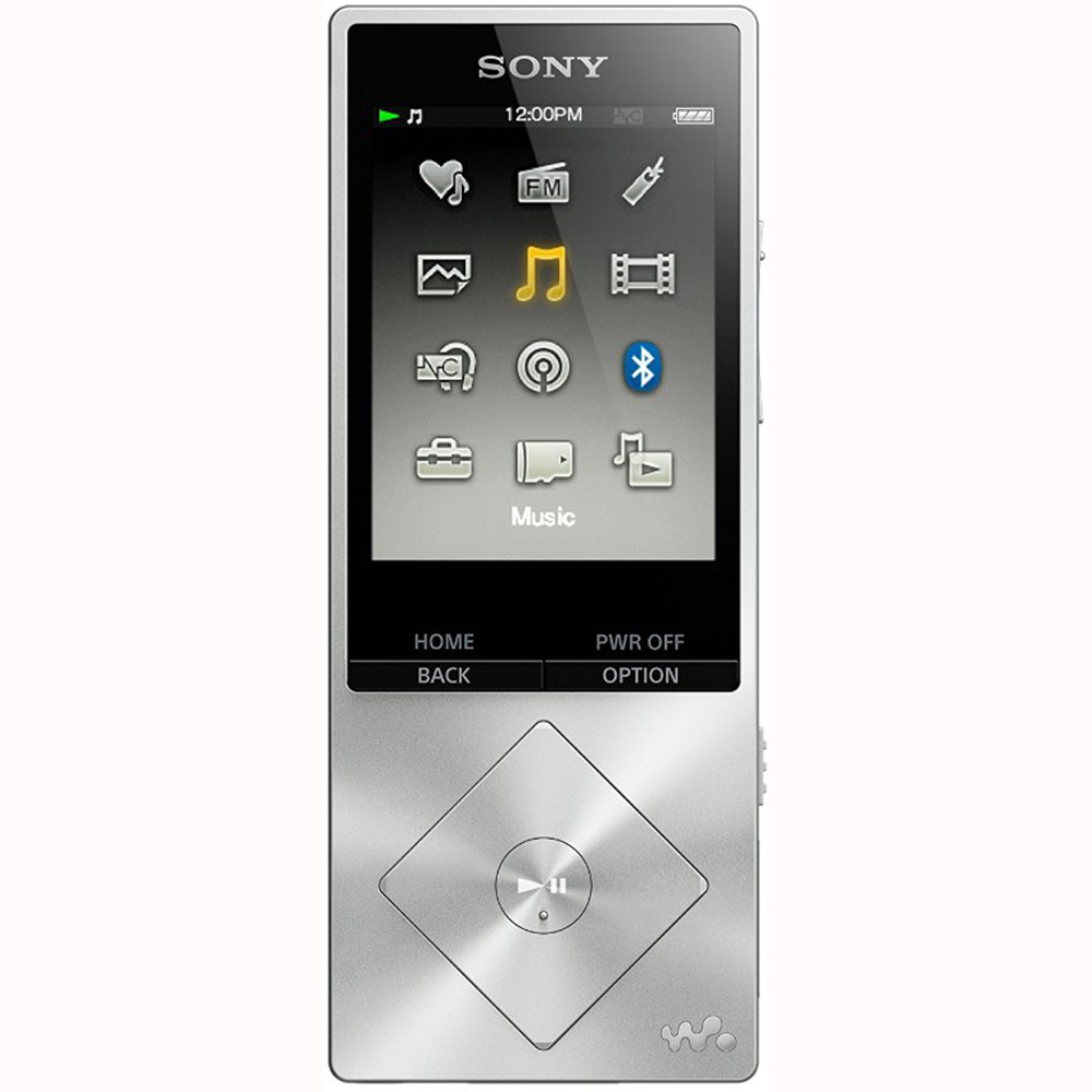 Sony NWA27HNSM 64GB Hi-Res Walkman Digital Music Player with Noise Cancelation