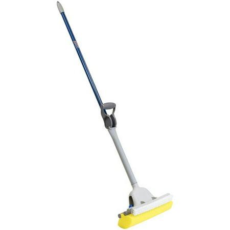 Quickie Mop & Scrub Large Scrub Brush - Oval Mop Brushes