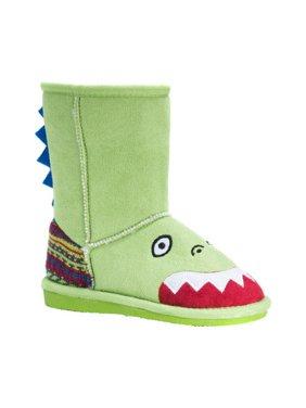 Children's MUK LUKS Rex Dinosaur Boot