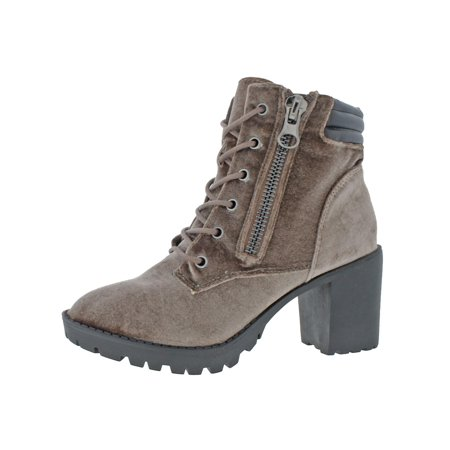 Combat Boots Girl (Madden Girl Womens Combat Lace-Up Bootie Combat)