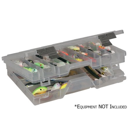 Plano Two-Tier StowAway Tackle Box, Large