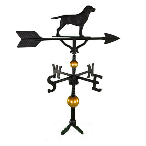 Montague Metal Products Inc. Deluxe Lab Weathervane