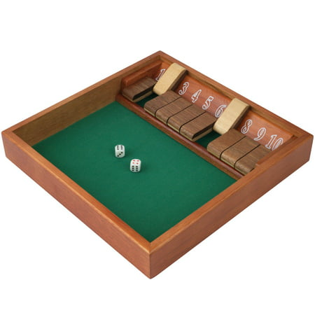 Shut the Box (1-10) Zero Out Game 1 - 10 by Hey! Play! (Box 10 Halloween Games)
