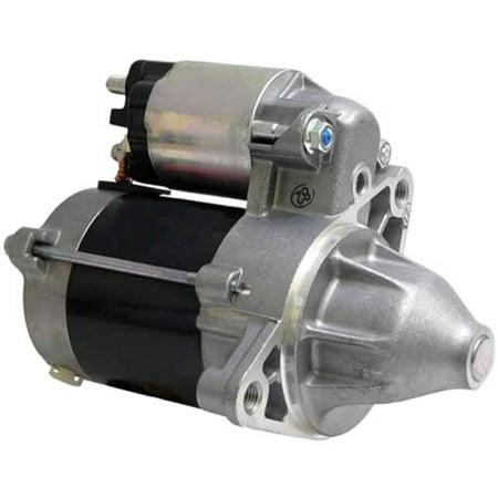 DB Electrical SND0524 Starter For Briggs Daihatsu Diesel Engine & Toro  Mower Greens Greensmaster 3200 (1995-1999) / 28100-87803, 825095,  228000-4620