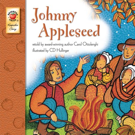 Johnny Appleseed - eBook (Johnny Appleseed Hat)