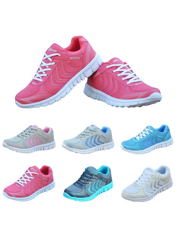 Meigar Women Casual Shoe Sneakers Athletic Outdoor Running Sports Shoes