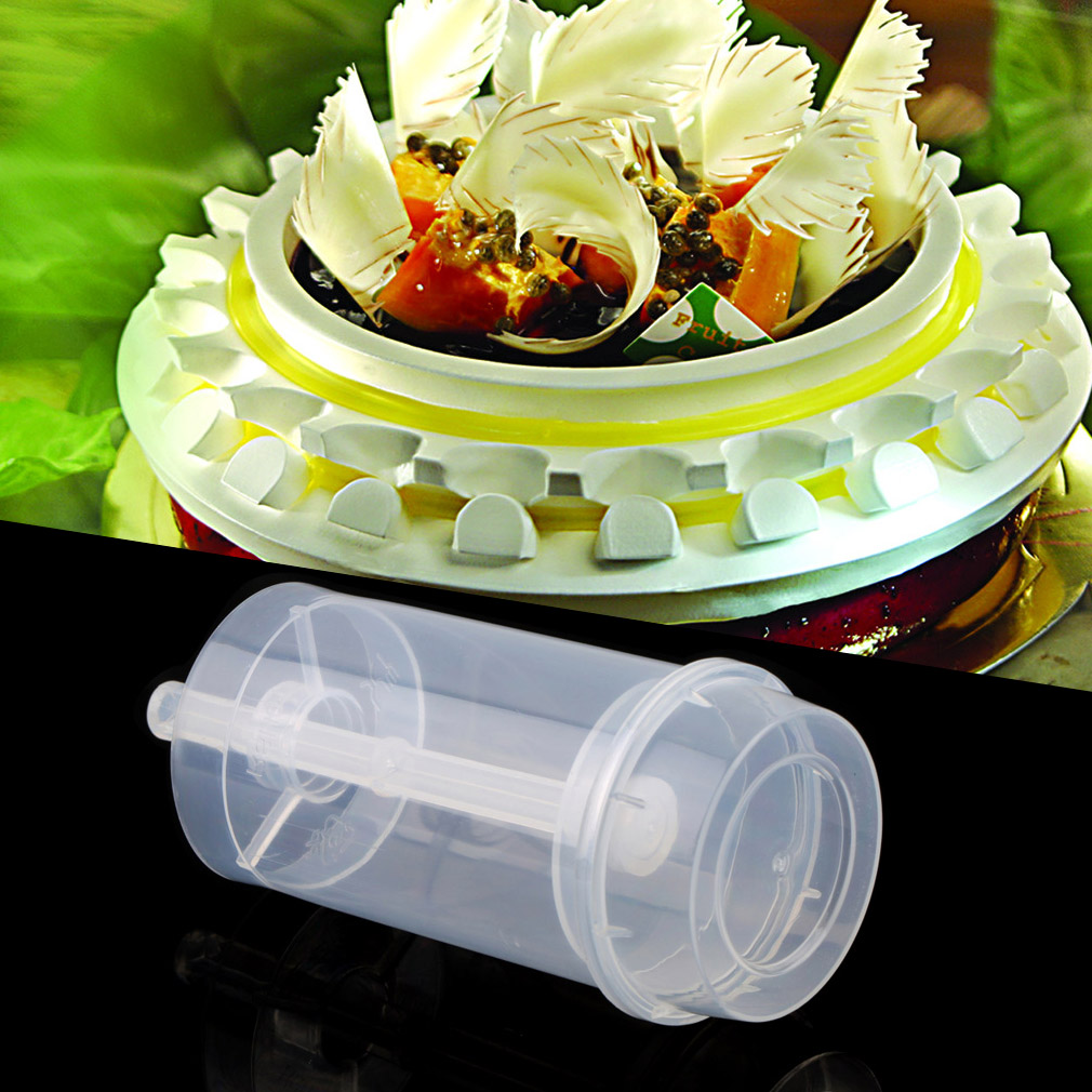 Clear Cake Push Up Cake Push Pop Containers For Cupcakes, Cake Ice Cream Mold