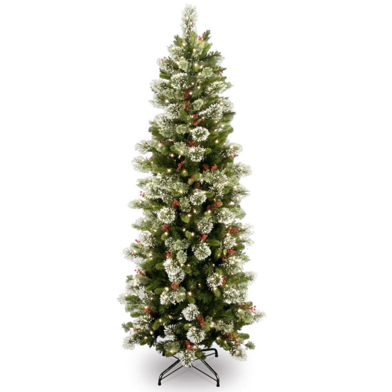 Awesome 8 Slim Christmas Tree #1: D790b1c0-91f0-4308-84c6-1b983d158c83_1.c39a000a9f9423b257b8d3c7befb7f76.jpeg?odnHeight=450