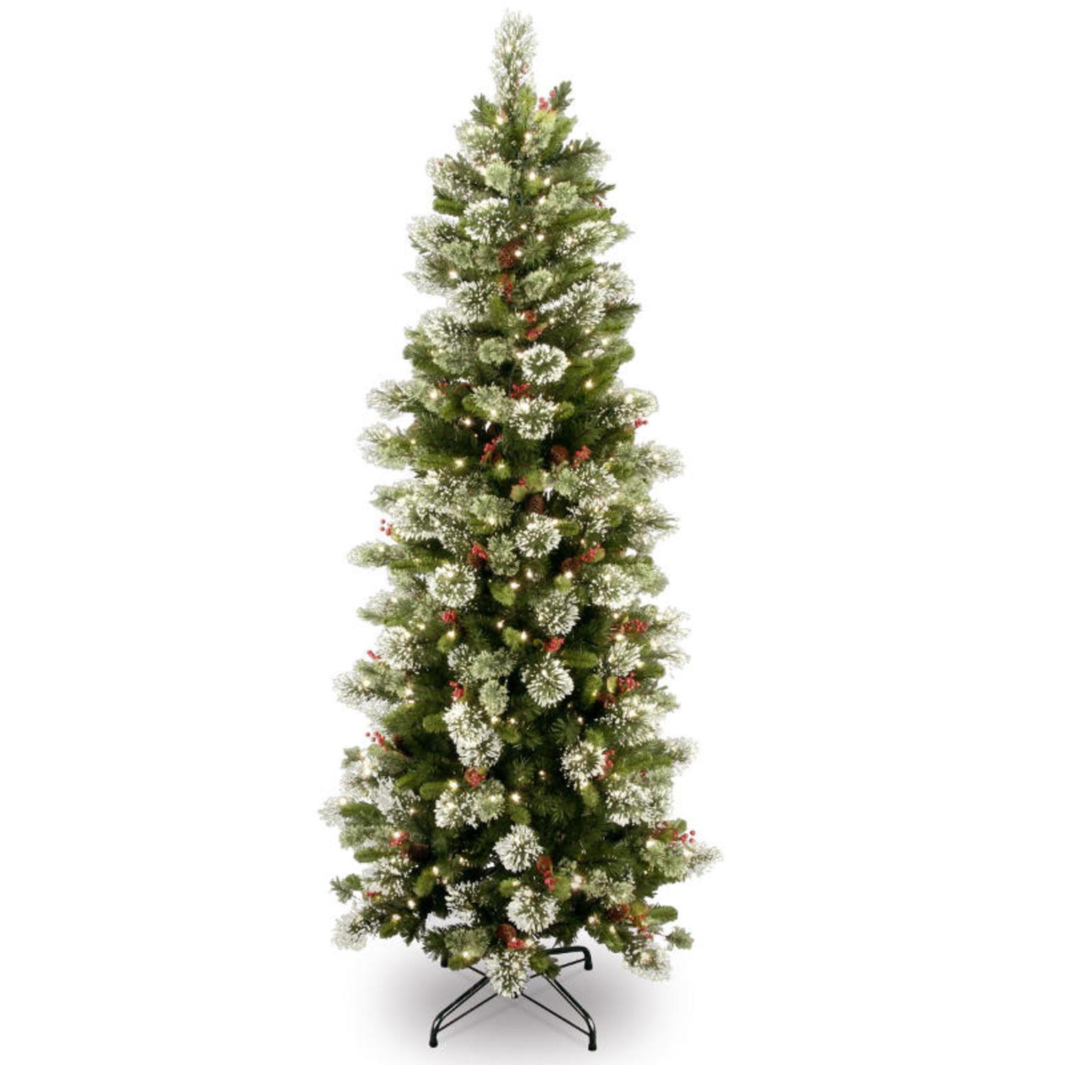 Walmart Christmas Trees With Lights