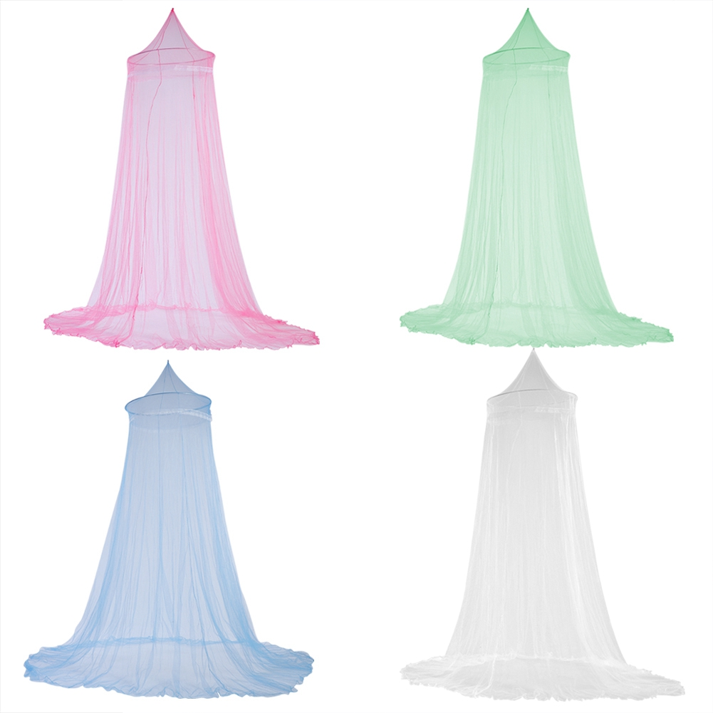 Keenso Elegant Lace Princess Kids Bed Canopy Curtain Mosquito Netting for Girls Room Bedding,Bed Netting, Bed Mosquito... by