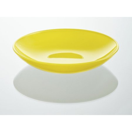 Candy Bowl (Majestic Gifts Inc. Majestic Gifts High Quality Glass Shallow Candy/Serving Bowl -Yellow -8.37