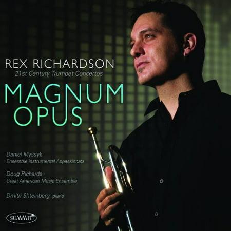 Magnum Opus: 21st Century Trumpet Concertos
