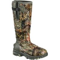 Irish Setter Men's Rutmaster 2.0 1200g Waterproof 17'' Field Hunting Boots, Mossy Oak Country, 12