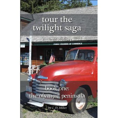 Samoa Map - Tour the Twilight Saga Book One - eBook