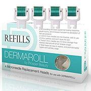 Best Dermapens - Derma Roller Microneedle 4 Piece Refill Only Kit Review