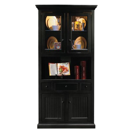 Eagle Furniture Customizable Corner Dining Hutch/Buffet