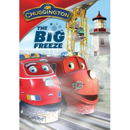 Chuggington: The Big Freeze (DVD) ()