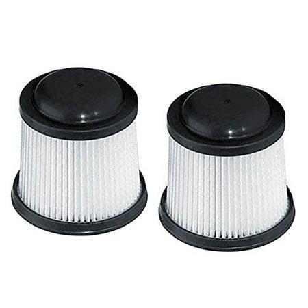 Black Decker Bdh2000pl >> Casa Vacuums Compatible 2 - Pack of Black & Decker PVF110 ...