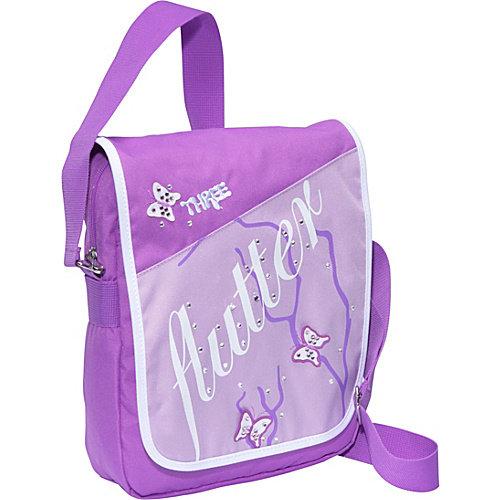 Three Flutter Sling Bag