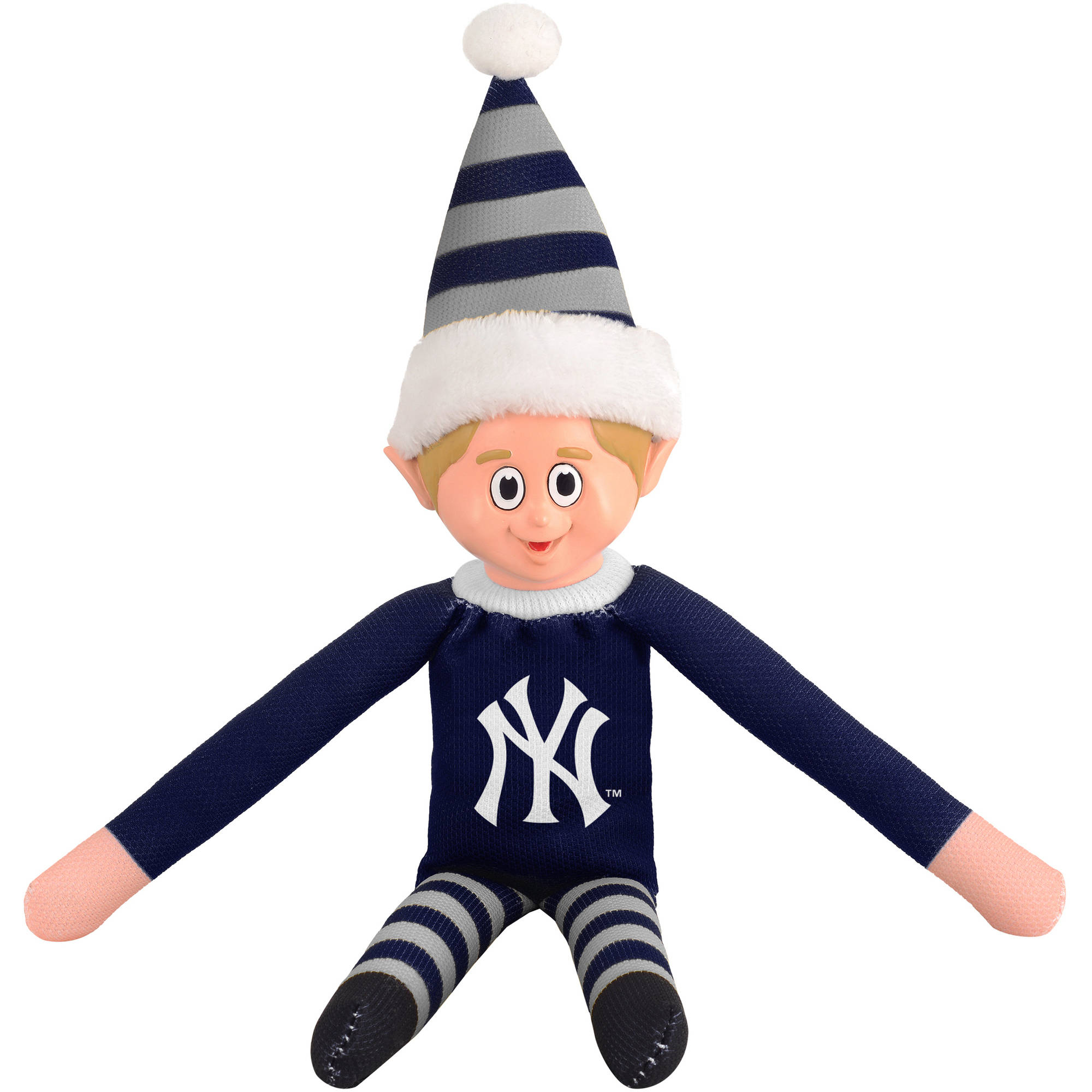Forever Collectibles MLB Team Elf, New York Yankees