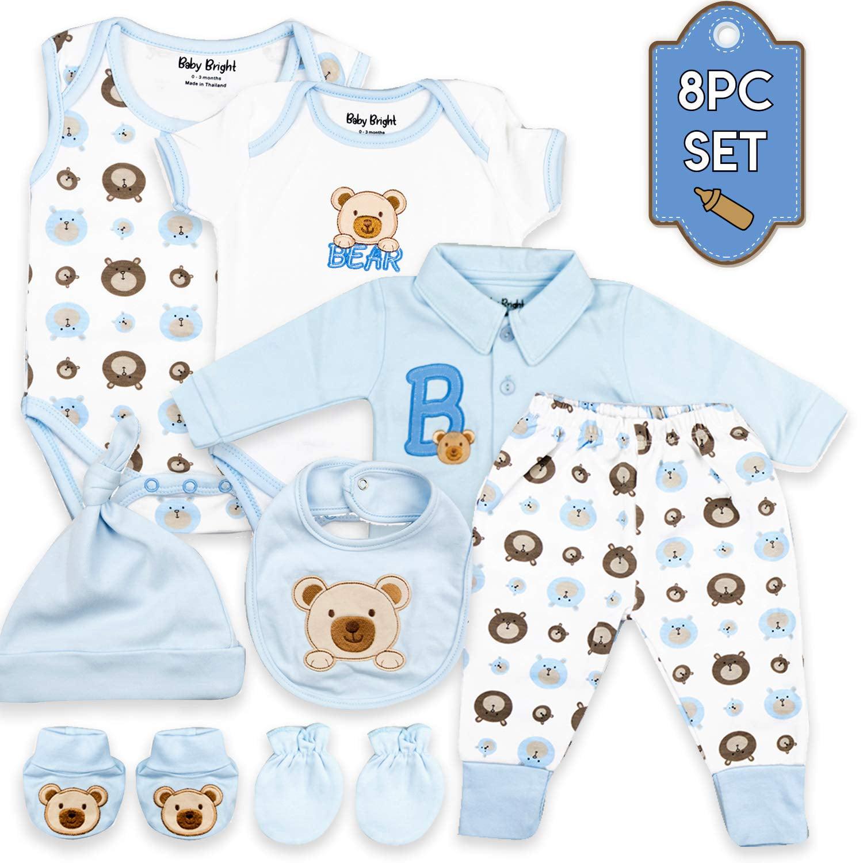 0-2T Newborn Baby Boy/'s Fashion Print Clothing Infant 100/% Cotton Tops Tshirt