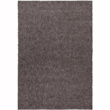 Artist Studio Collection Rug - Artist's Loom  Alex Collection Hand-Woven Wool Shag Rug