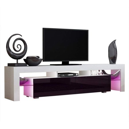 Solo 200 Modern LED TV Stand, Fits up to 90