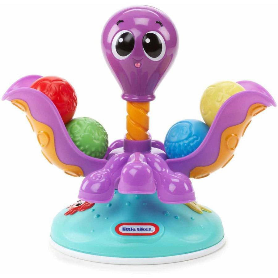 Little Tikes Lil Ocean Explorers Ball Chase Octopus Toy by Little Tikes