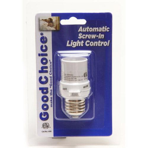 Good Choice Screw-in Light Control
