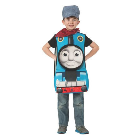 Halloween Deluxe Kids Thomas the Train Infant/Toddler Costume - Thomas The Train Halloween Costume Toddler