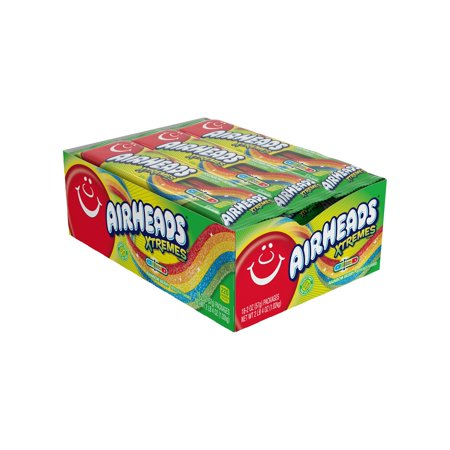 Branded Airheads Xtremes (2 oz., 18 ct.) Pack of 1 [Qty Discount / wholesale price] - Airhead Extreme