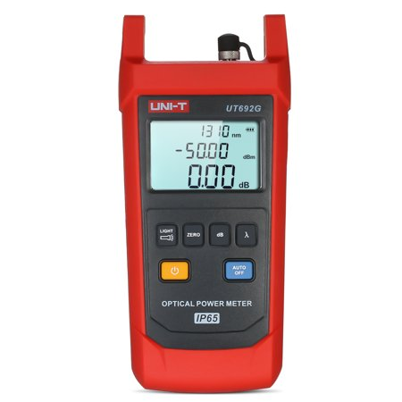 UNI T UT692G Optical Power Meter Handheld Fiber Optic Power Meter with