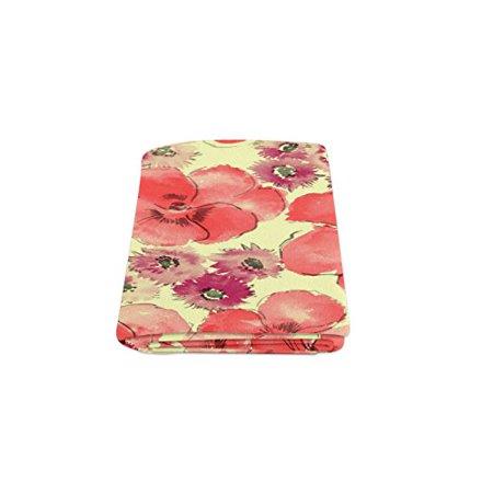 RYLABLUE Sakura Blanket Fleece Throw Blanket for Sofa or Bed 58x80 inches - image 2 of 3