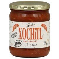 Xochitl Chipotle Mild Salsa, 15 oz, (Pack of 6)